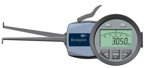 Thước cặp đồng hồ điện tử G210 KROEPLIN