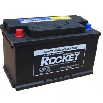 Ắc quy khô DIN62 56219-17 (62Ah) ROCKET