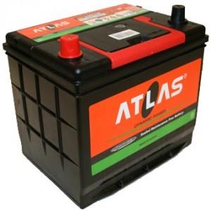 Ắc quy khô Hàn Quốc MF58043L (80Ah) ATLAS