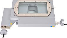 Bàn máy đo biên dạng kích thước 300x200mm Stage MM-800 NIKON