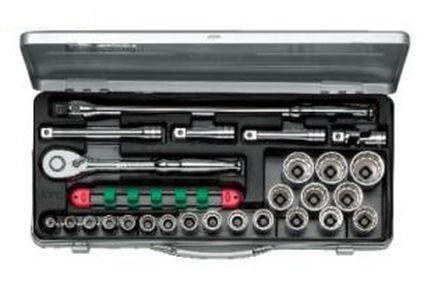 Bộ đầu khẩu vặn ốc TB420X KTC