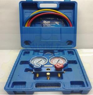 Bộ Đồng hồ nạp gas lạnh VMG-2-R410A-B Value