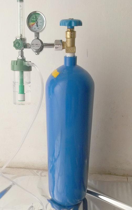 Bơm bình khí Oxy  TGCN-24876 VietnamProcessing