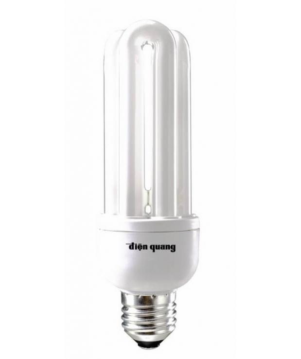 Bóng đèn Compact 20W-E27 DQ-CFL-AW-3U DienQuang