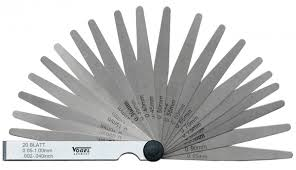 Căn lá đo độ dày 411011 Vogel