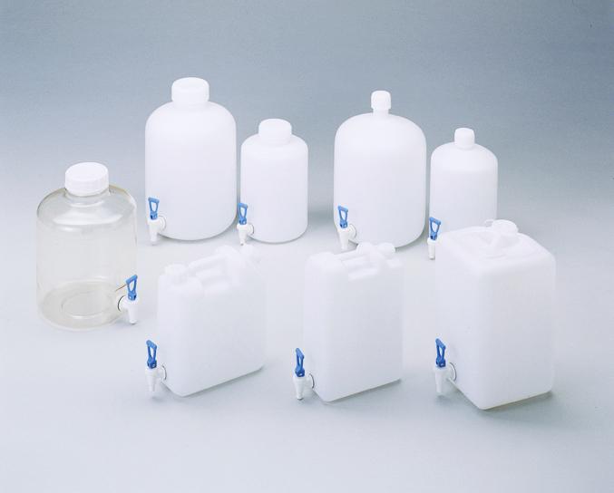 Can nhựa HDPE có khóa vòi 5L 1051-01 NIKKO