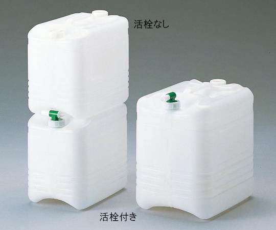 Can nhựa PE có khóa vòi 20L 4-4038-12 ASONE