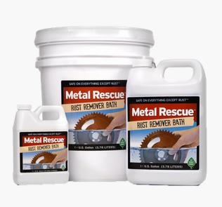 Chất tẩy rỉ sét  20kg TGCN-25171 MetalRescue