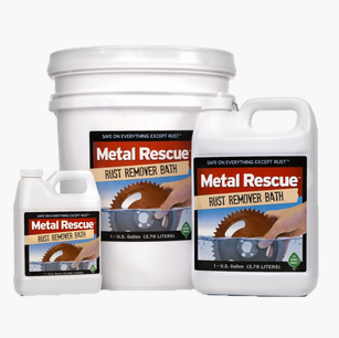 Chất tẩy rỉ sét  4.5kg TGCN-25154 MetalRescue