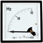 Đồng hồ đo công suất gắn tủ  ST-72 5/5A SEW