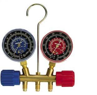 Đồng hồ nạp GAS lạnh 40179C Robinair