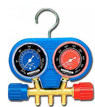 Đồng hồ sạc gas lạnh  41671 Robinair