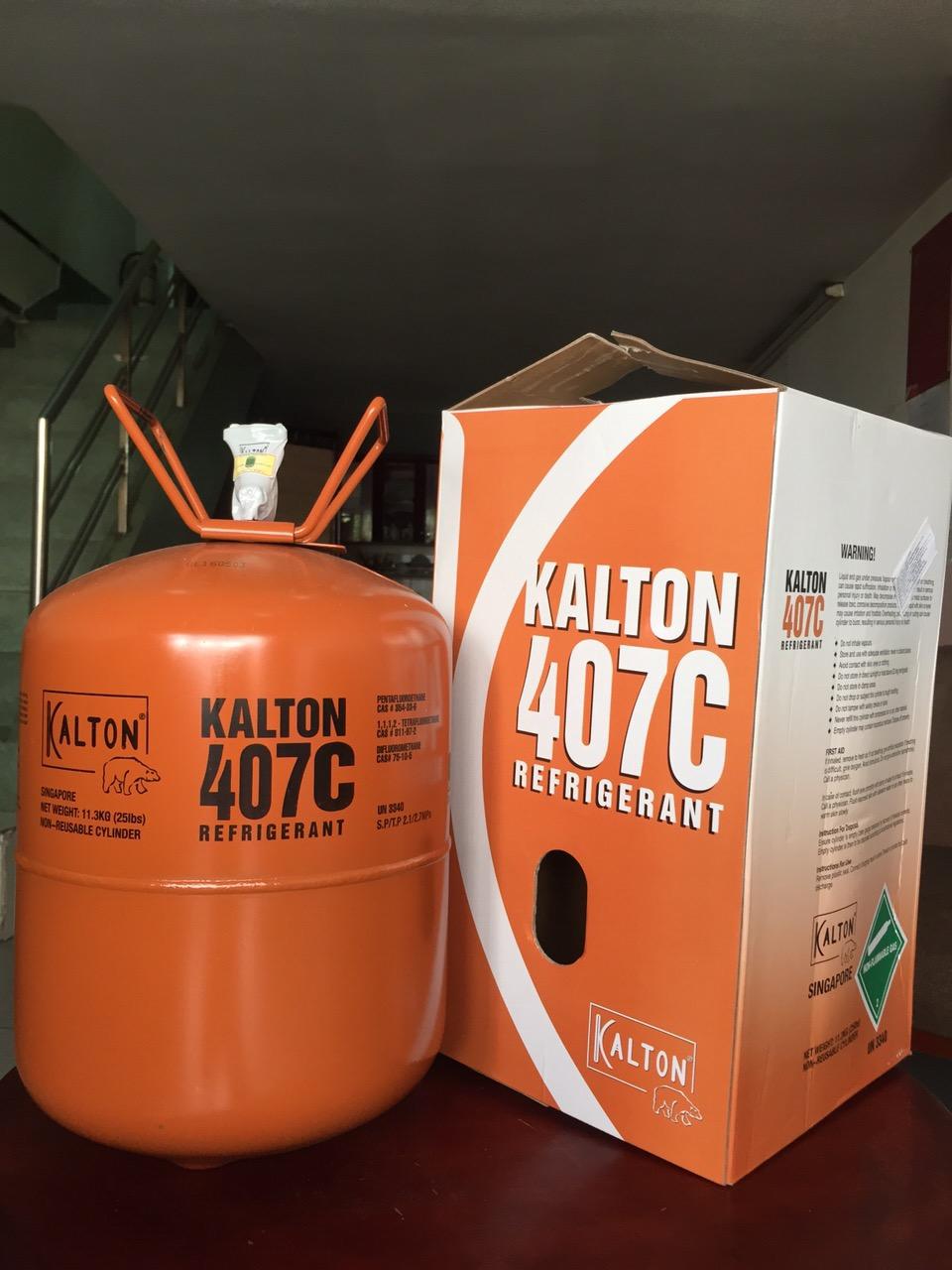 Gas lạnh 407C KALTON