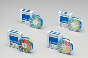 Giấy đo pH loại BCG 07011010 Advantec