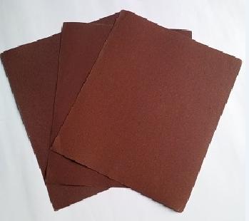 Giấy nhám đỏ 230x280-320 KOVAX