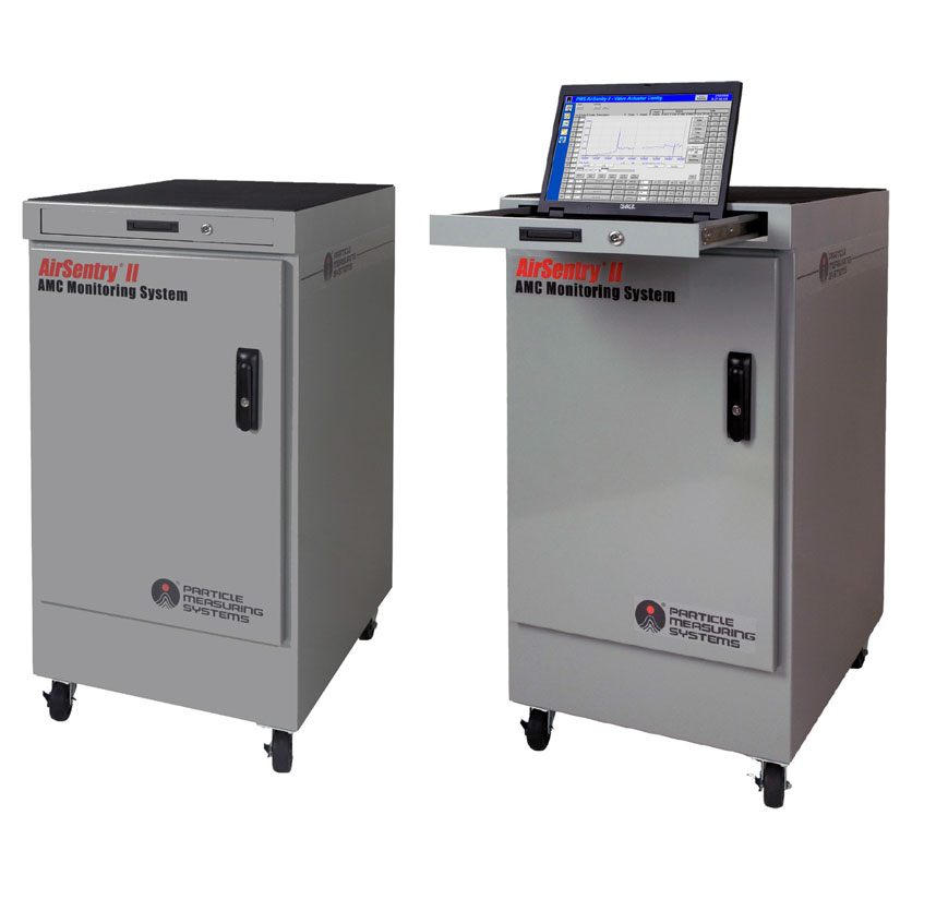 Hệ thống giám sát đa điểm AirSentry®II AMC Monitoring System PMS