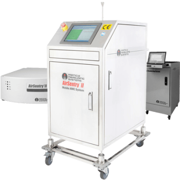 Hệ thống phát hiện AMC di động  AirSentry® II Mobile AMC PMS