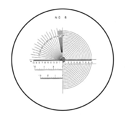 Mặt kính cho kính lúp PS No.6 PEAK