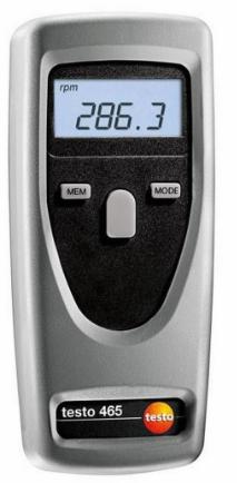 Máy đo tốc độ vòng quay Testo 465 Testo