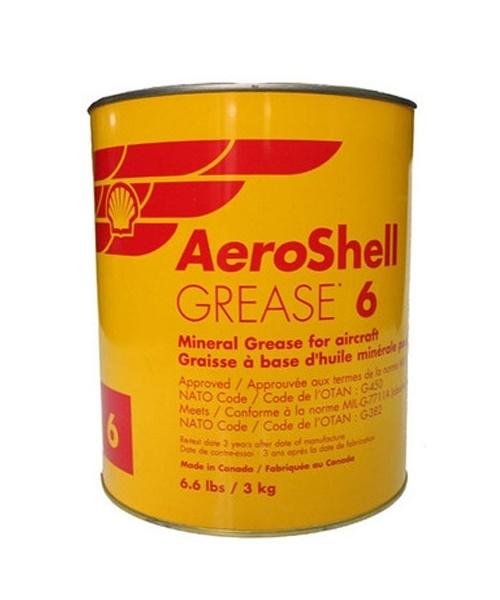 Mỡ bôi trơn Greases No6 AEROSHELL