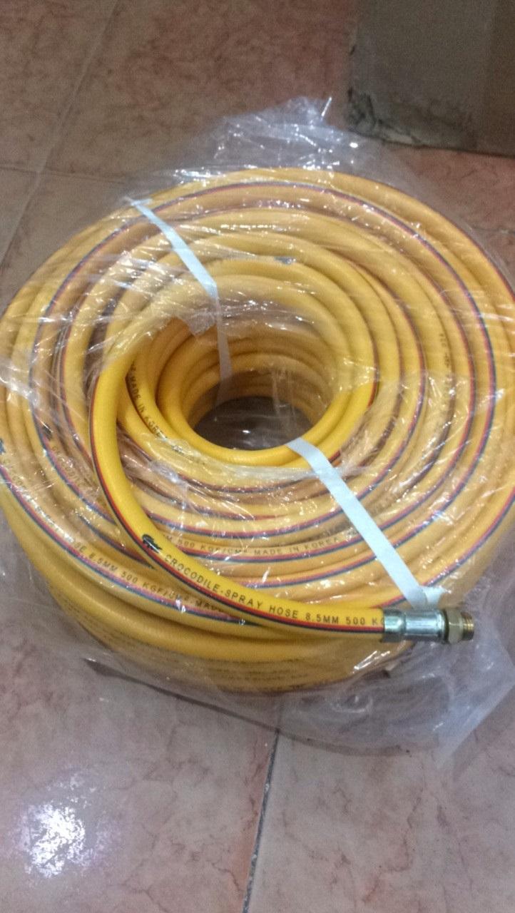 Ống dây rửa xe cho bơm xịt rửa áp lực cao ϕ  trong 8,5, ϕ ngoài 14 TGCN-24806 Korea