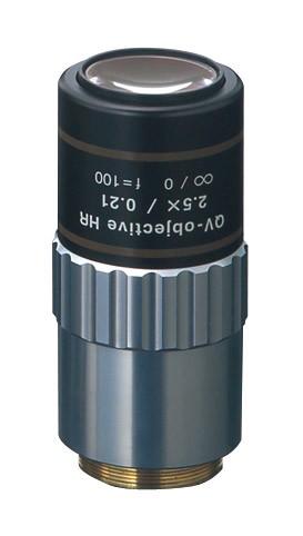 Ống kính phóng đại cho máy quét 2D QV-HR-2.5X (02AKT300) MITUTOYO