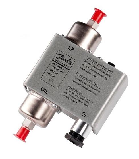 Relay áp suất dầu MP55 Danfoss