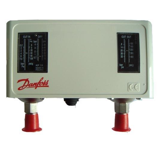 Relay áp suất đôi  KP15 Danfoss