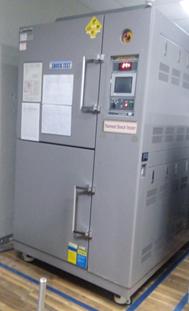 Sửa chữa tủ shock nhiệt  HS-T300-Repair DUOCOM