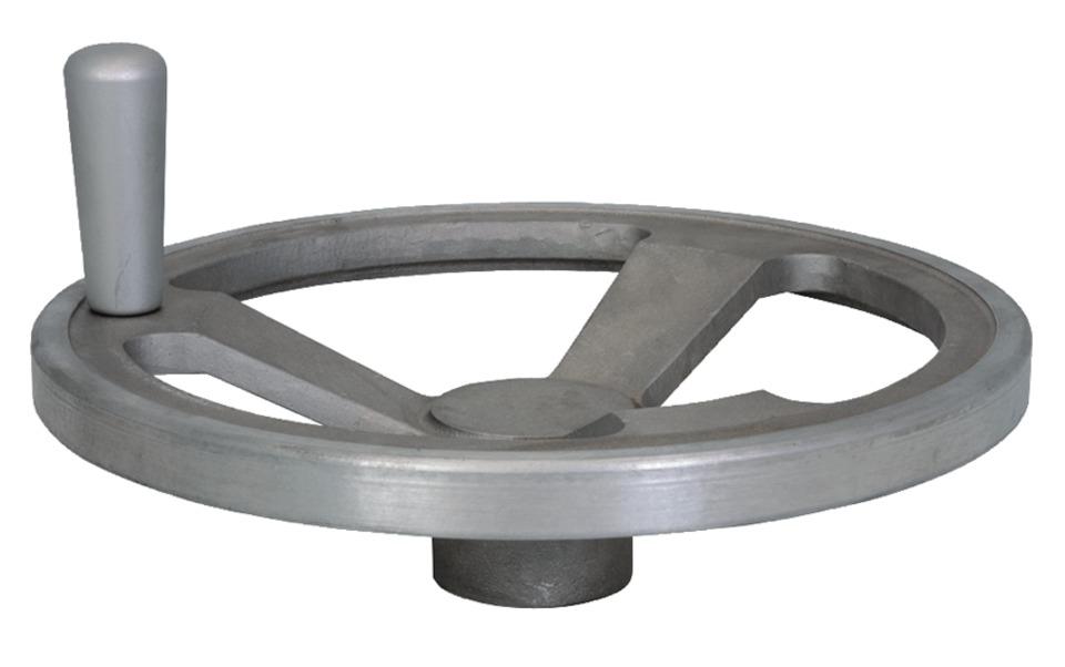 Tay quay gang Ø230mm lỗ cốt đặt  TGCN-23645 VietnamProcessing