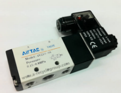 Van điện từ Airtac  4V210-08-AC220V AIRTAC