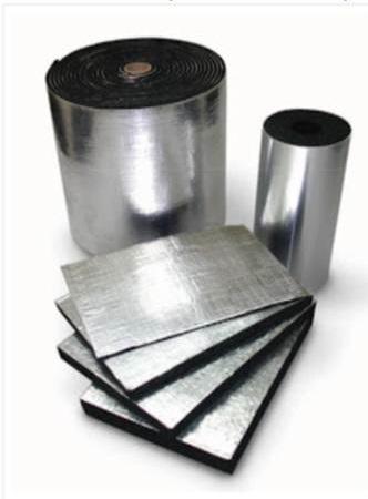 Bảo ôn dạng tấm có bạc  1220X9140X25MM SUPERLON