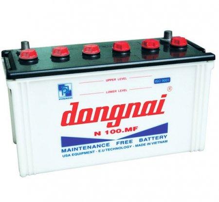 Bình ắc quy Đồng Nai 100Ah-12V N100 PINACO