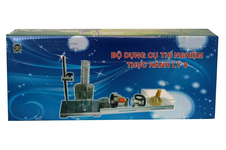 Bộ dụng cụ Lý 8 (GV)  10C8S0HA1 Vietnam