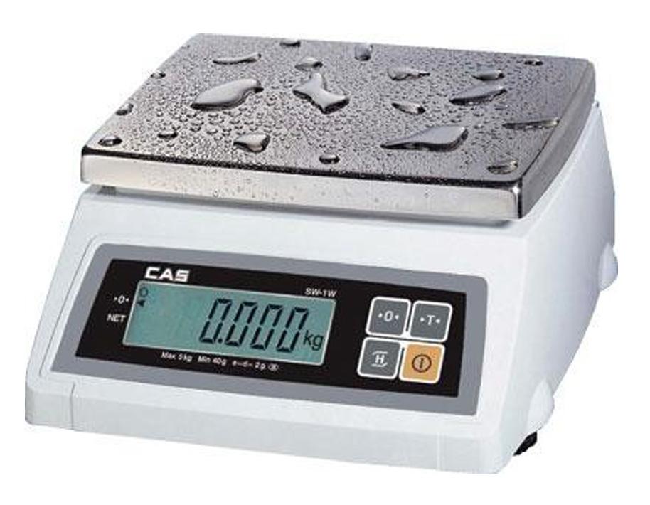 Cân điện tử chống nước 20kg SW-1W CAS