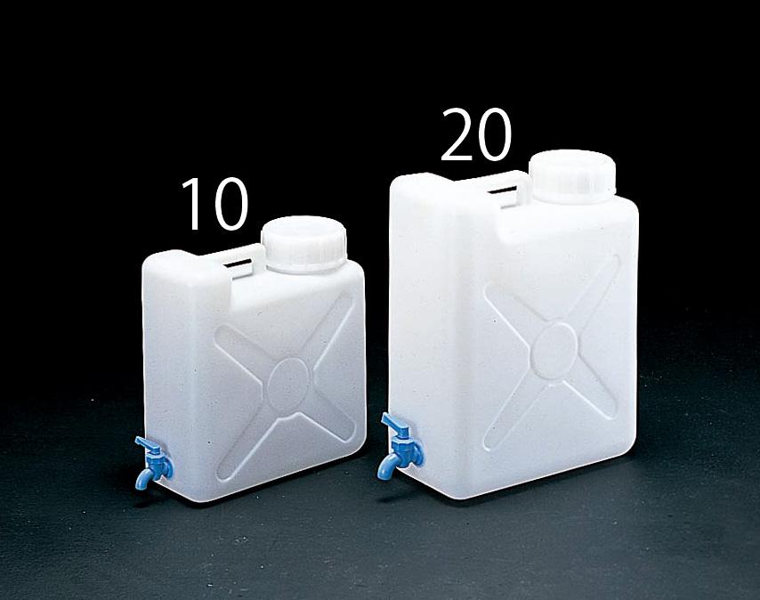 Can nhựa PE 10L có khóa vòi EA508AV-10 Esco
