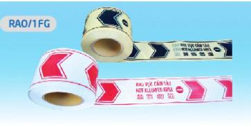 Cuộn rào công trình lõi giấy   RAO/1FG VIETNAMPROTECTIONS