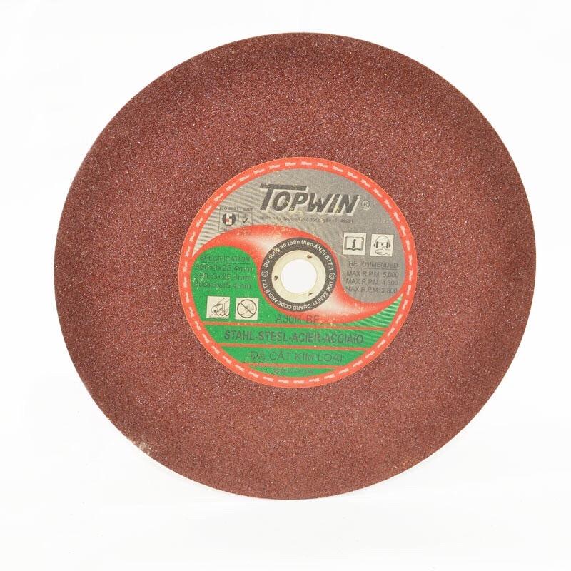 Đá cắt Ø350 x 3mm   TOPA3503 TOPWIN