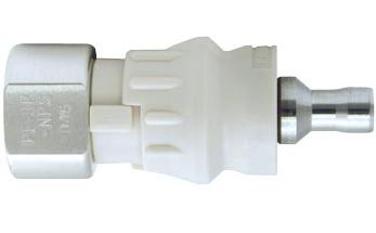 Đầu nối khí PE-3P-G SUS Nitto-Kohki