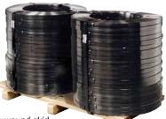 Dây Đai Thép Có Sơn Màu Đen 32 x 0.8mm TGCN-25304 SIGNODE