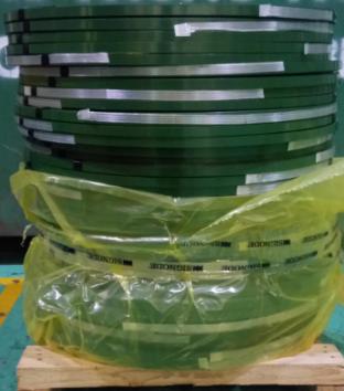 Dây Đai Thép Có Sơn Màu Xanh 16 x 0.5mm TGCN-25301 SIGNODE