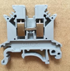Domino tép 32A 800V 2.5mm² JUK-2.5B LEIPOLE