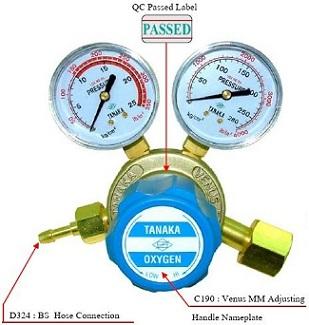 Đồng hồ Oxygen C190 Tanaka
