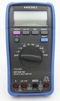 Đồng hồ vạn năng DT4212 HIOKI