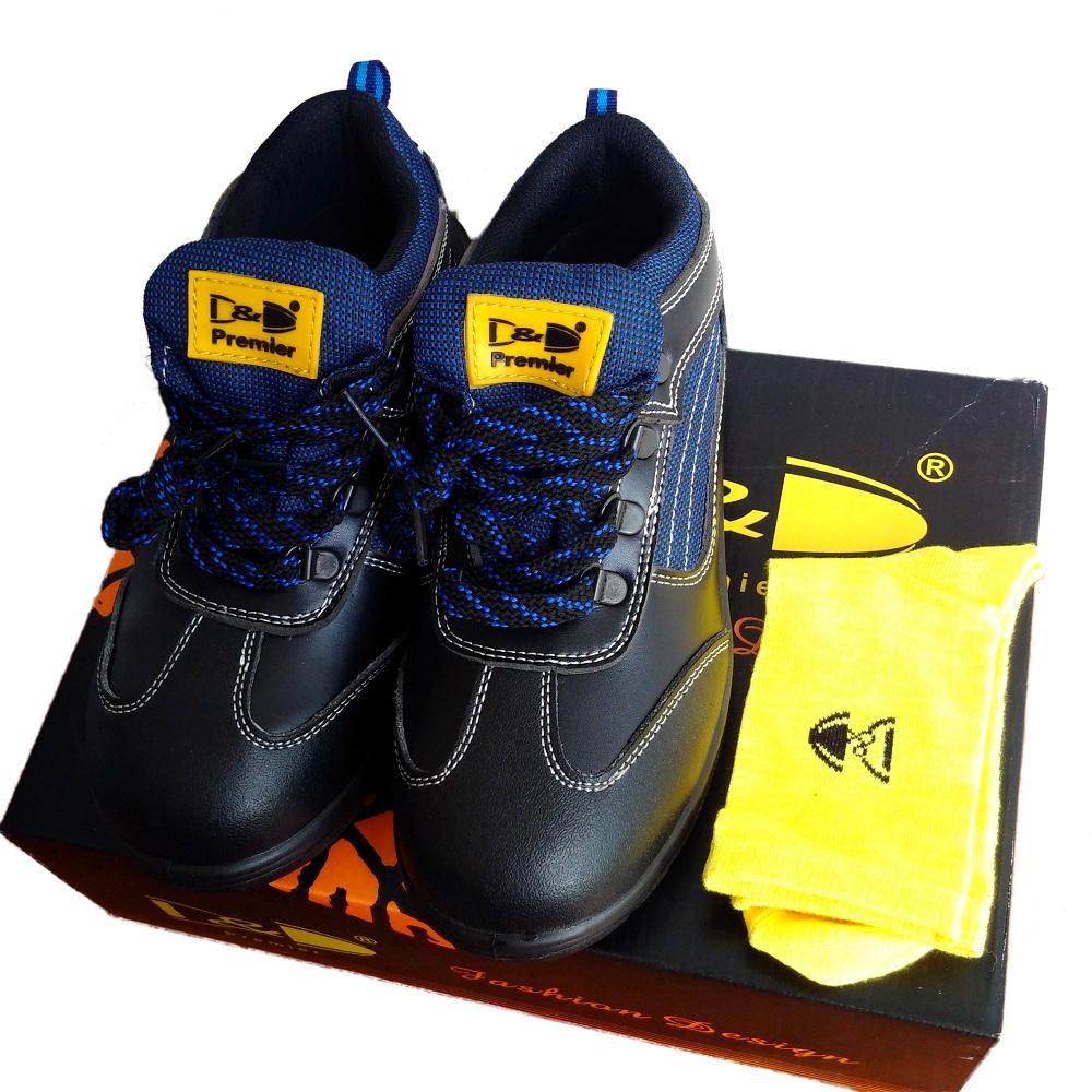Giày bảo hộ lao động 08818 D&D