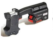 Máy bấm bọ dây đai thép dùng pin GripPack 114 Sealer SIGNODE