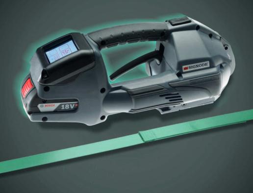 Máy đóng đai nhựa dung pin BXT3- 16 SIGNODE