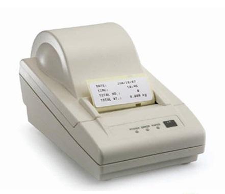 Máy in tem dán cho cân điện tử DLP-50 CAS