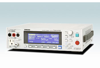Máy kiểm tra dòng rò  TOS3200 Kikusui