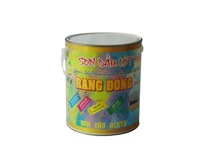 Sơn dầu lót kẽm 4 lít TGCN-27087 RANGDONG